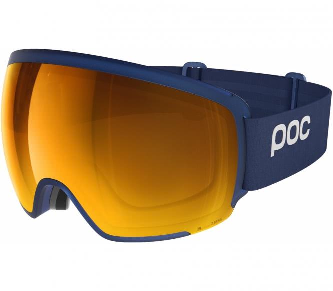 POC - Orb Clarity Skibrille (blau/orange)