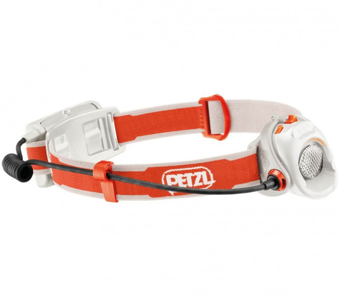 Petzl - Myo Stirnlampe (orange/weiß)