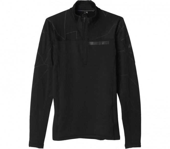 Adidas Terrex Sky Running Heren Softhell broeken (grijs-zwart) S