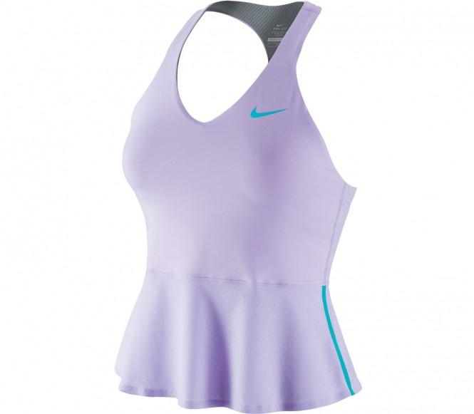 Nike Premier Tank Dam Maria Sharapova Tennisshirt (violett/blå) M