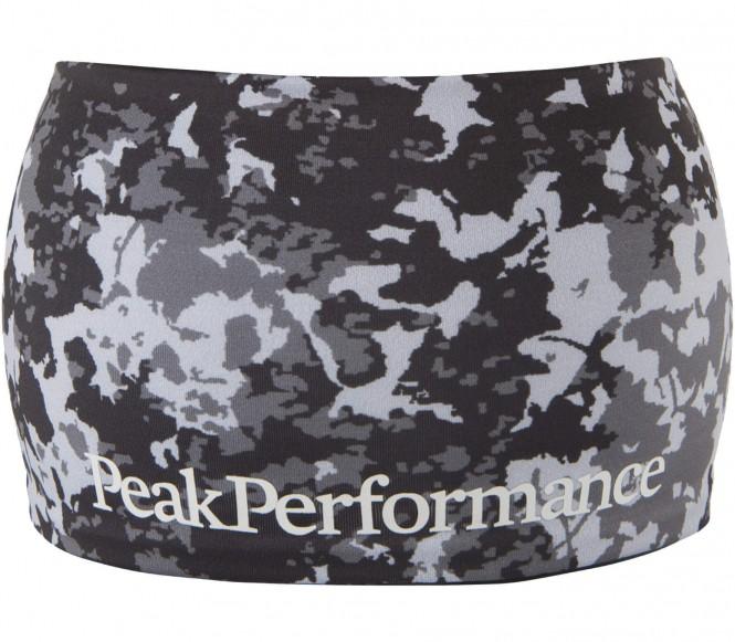 Peak Performance - Trail Print Headband (grau/w...