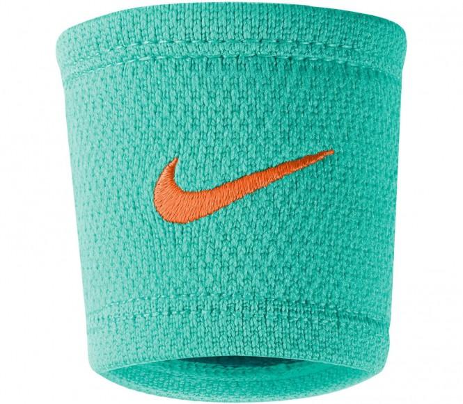 Nike - Dri Fit Stealth Wristbands (türkis)