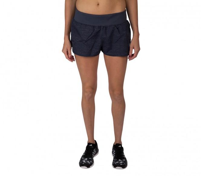 Adidas Grete Reflective Dames running Short (grijs) S