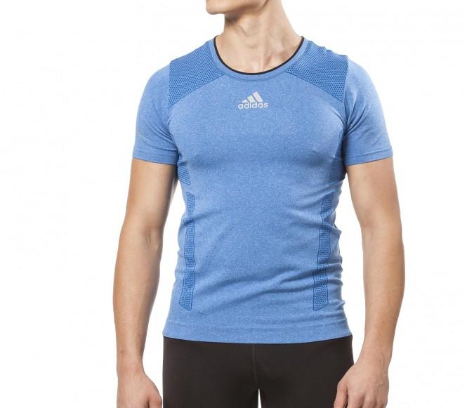 Adidas - Laufshirt Herren Sequencials Short Sleeve - HW12 - S