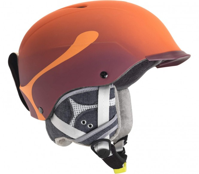 Cébé - Contest Visor Pro Skihelm (orange) - 58 ...