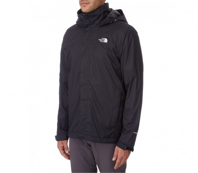 The North Face EVOLUTION II Outdoorjas Zwart