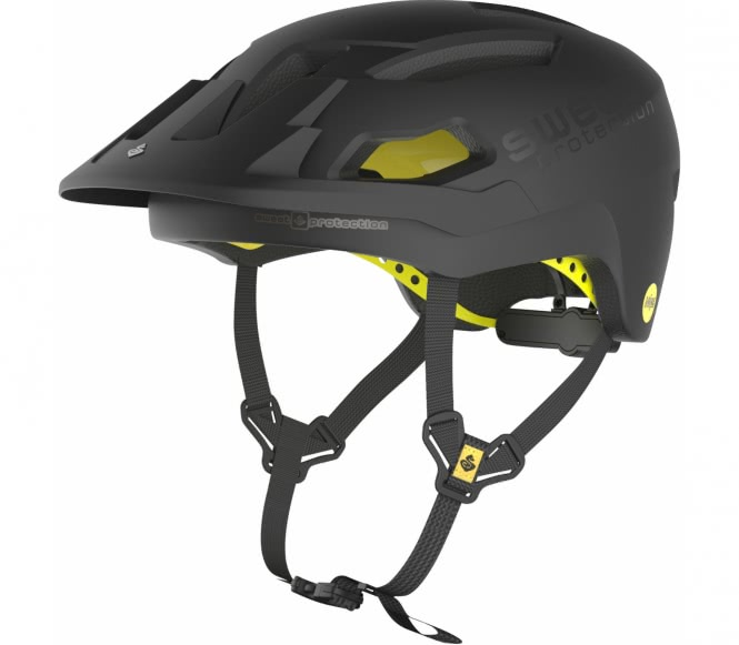 Sweet Protection - Dissenter MIPS Casque de vélo (noir) - L/XL