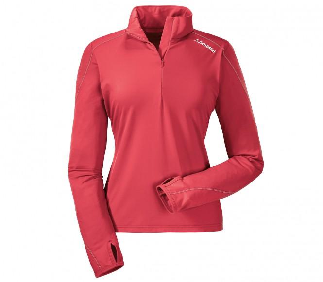 Schöffel Jula women's knitted pullover (red) 36