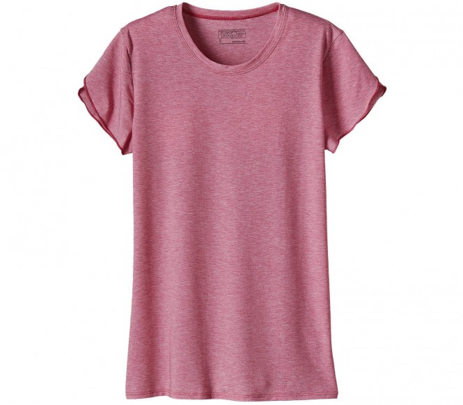 <strong>Patagonia</strong> glorya t shirt fonctionnel pour femmes rose xs