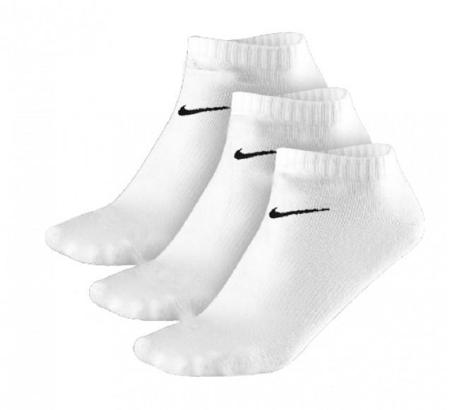 3 Ppk Value NO Show Socks Weiß - L (42,5 - 45,5)