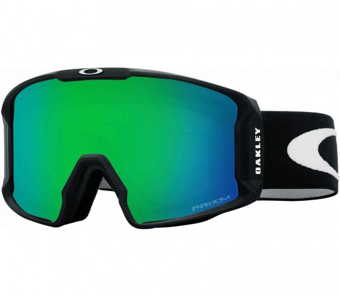 Oakley - Line Miner Skibrille (schwarz/blau)