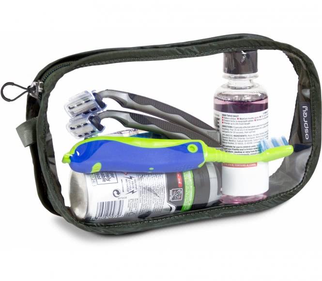 Osprey - Washbag Carry-On Waschsalon (grau)