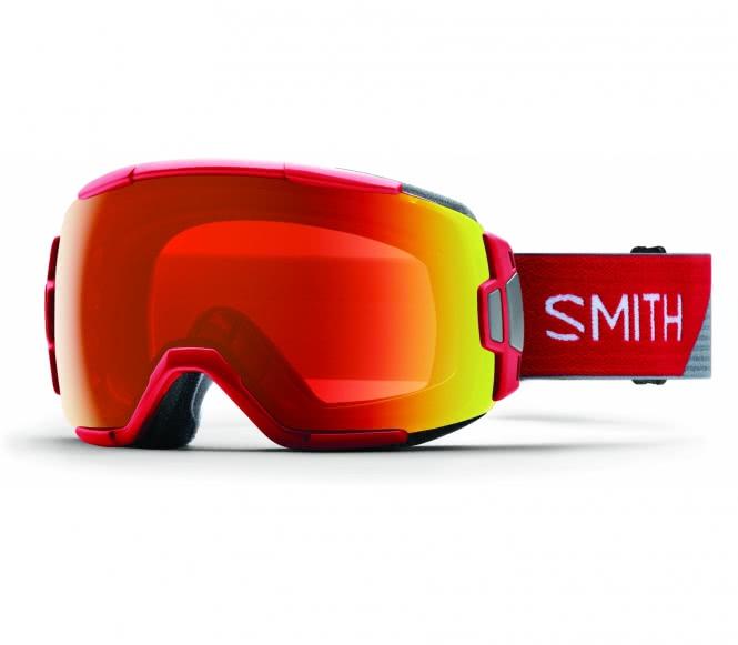 Smith - Vice Unisex Skibrille (rot/grau)
