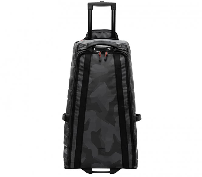 Douchebags - Hugger 60L Reisetasche (schwarz/camo)