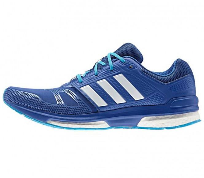 Adidas Revenge Boost 2 Techfit men's running shoe (blå) EU 47 1/3 UK 12
