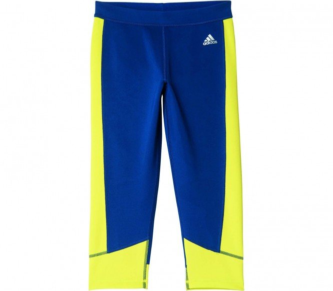 Adidas - Techfit driekwartsbroek Dames training Tight