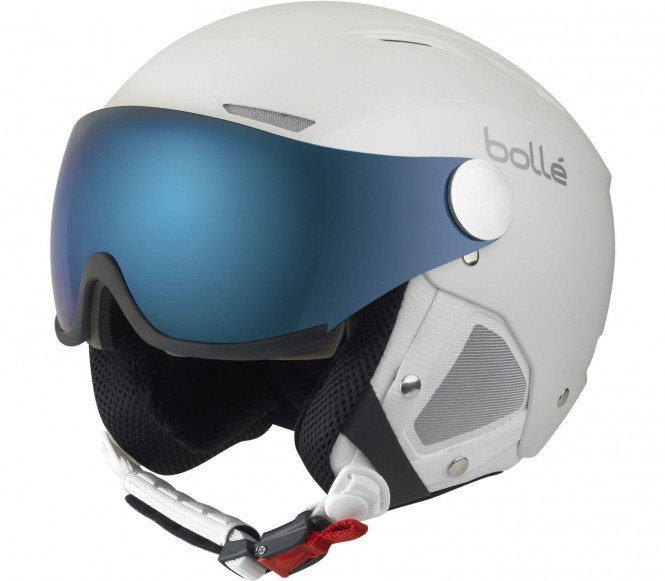 Bollé - Backline Visor Premium Skihelme (weiß/s...