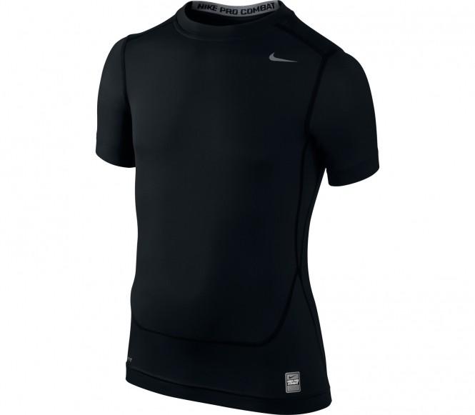 Nike Core Compression SS barn träningsshirt (svart) 140