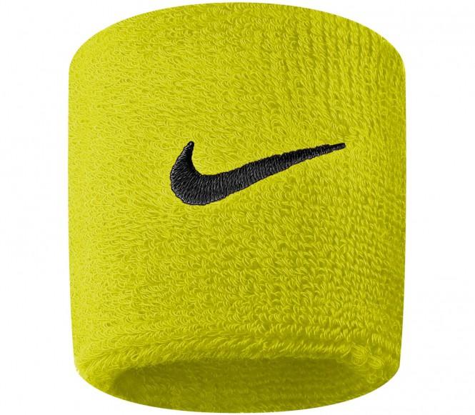 Nike - Tennis Premier Wristbands (hellgrün/schw...