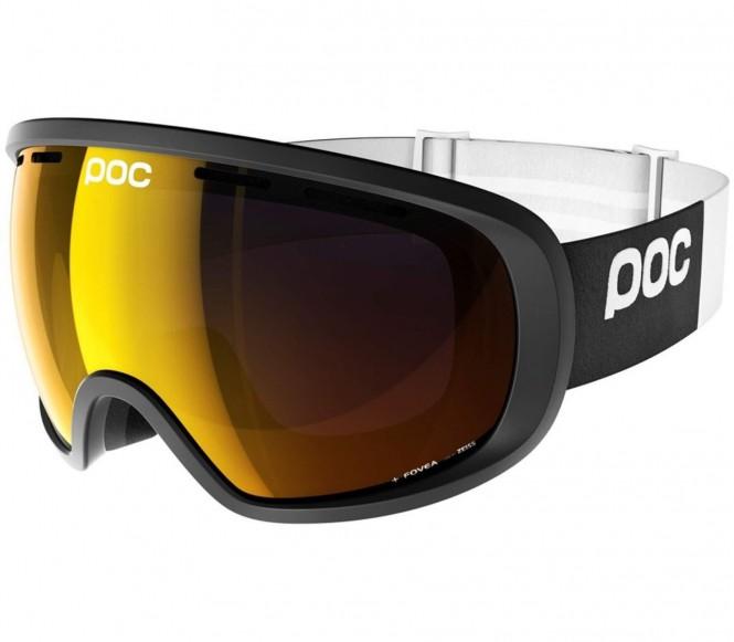 POC - Fovea Skibrille (schwarz/gold)