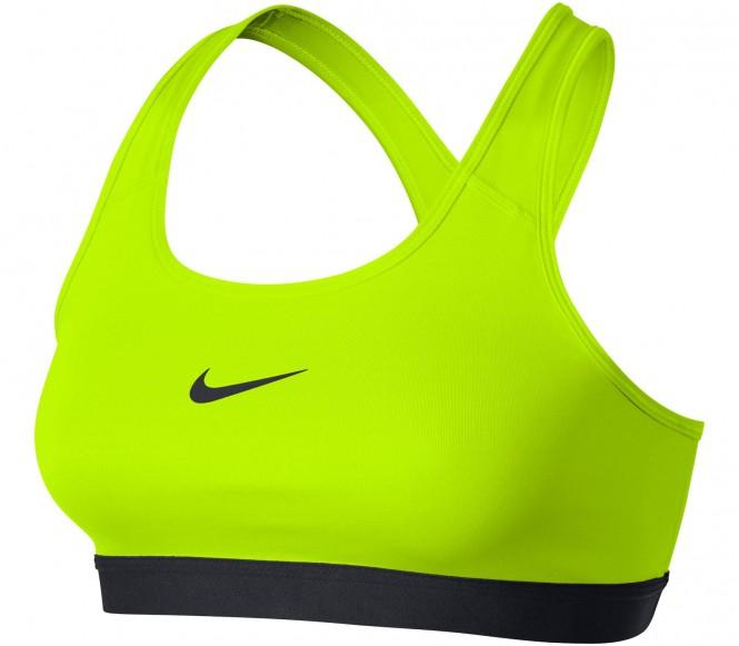 Nike Performance Sport BH Geel