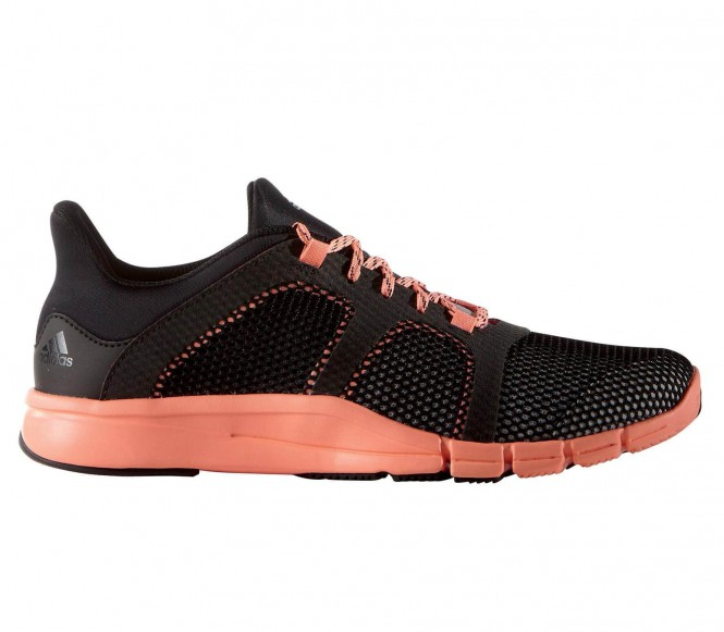 Adidas Adipure Flex Damen Trainingsschuh EU 38 2-3 UK 5,5 oranje