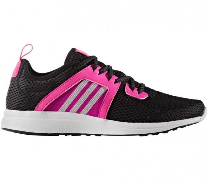 Adidas - Durama Kvinder løbesko (sort/lyserød) - EU 37 1/3 - UK 4,5
