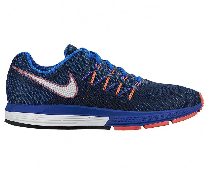 Nike Performance AIR ZOOM VOMERO 10 Demping hardloopschoenen game royal/white/midnight navy/hot lava