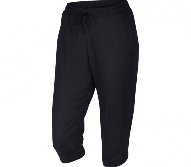 Nike - Revival Woven driekwartsbroek 2 Dames trainingsbroek