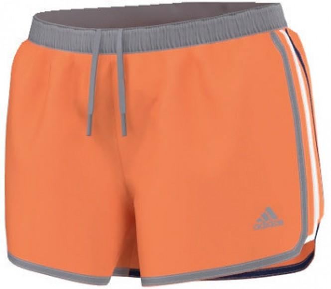 adidas Performance MARATHON 10 Shorts Oranje