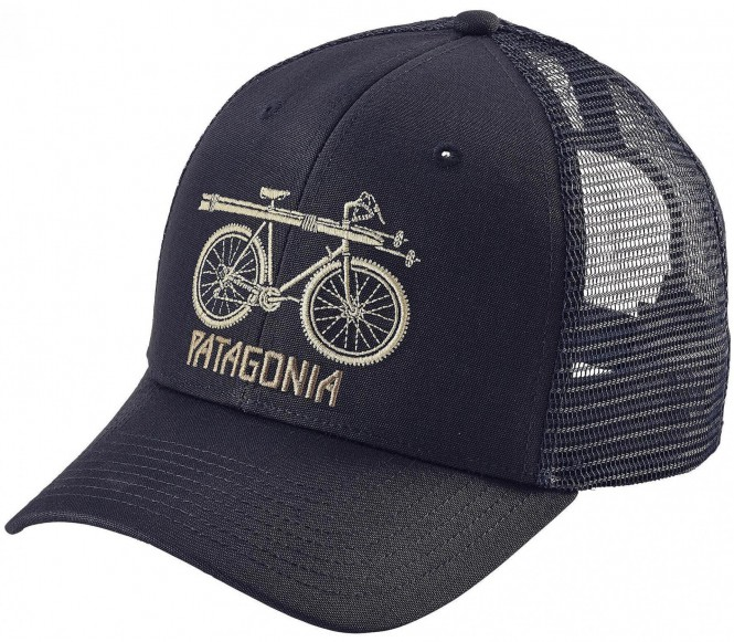 Patagonia - Snow Cycle Trucker Unisex Cap (blau)