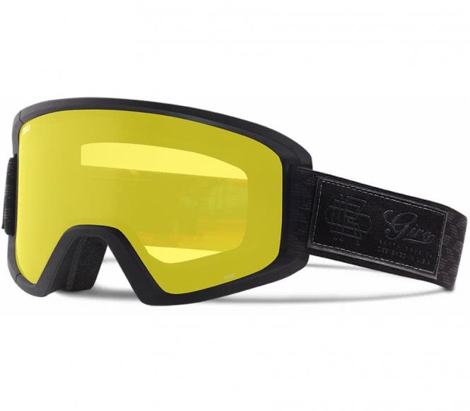 SEMI Unisex Skibrille (gelb)