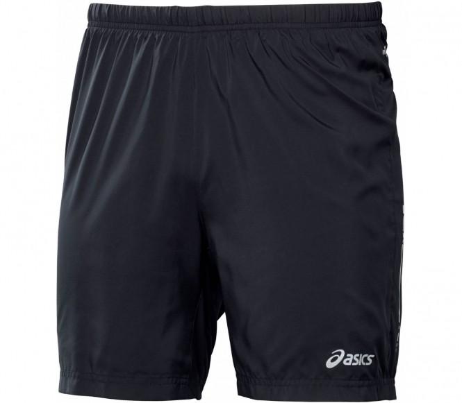 ASICS 2N1 WOVEN Shorts Zwart