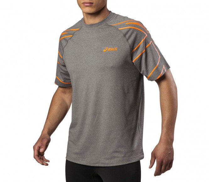 Asics Tennisshirt Herr Court Graphic T-shirt HW13 S