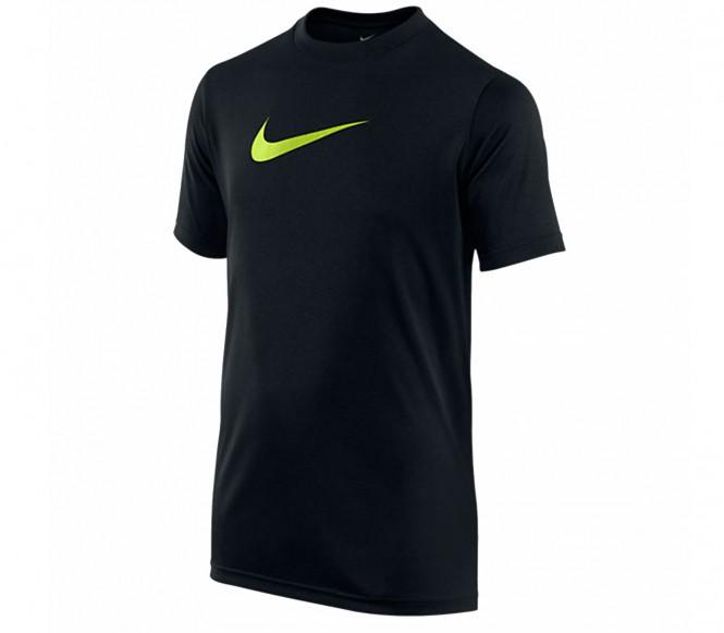 Nike Legend Shortsleeve Top barn träningsshirt (svart) S