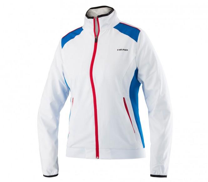 Head - Club Damen Tennisjacke (weiß) - S