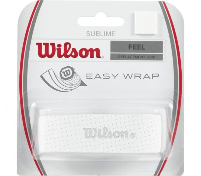 Wilson - Sublime Overgrip (weiß)