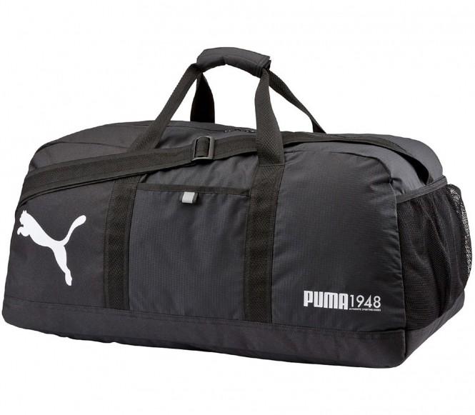 Puma Fundamentals Medium träningsväska (svart) 1