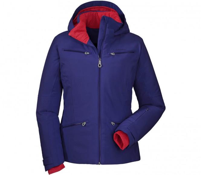Schöffel Dorothy women's ski jacket (violet) 40