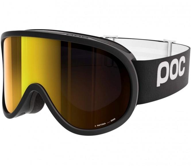 POC - Retina Skibrille (schwarz/gold)