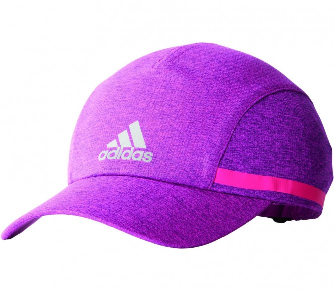 Adidas - Run Climachill Laufcap (lila/pink)