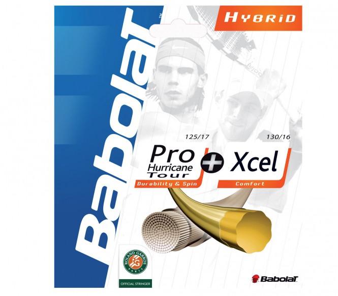 Babolat Hybrid Pro Hurricane Tour 130 XCEL 130