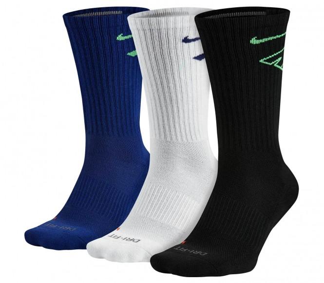 Nike Performance ULTIMATUM 3 PACK Sportsokken dark blue/white/black