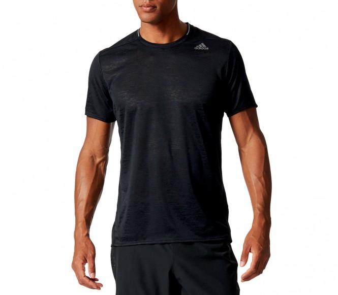 adidas Performance SUPERNOVA Sportshirt black/black