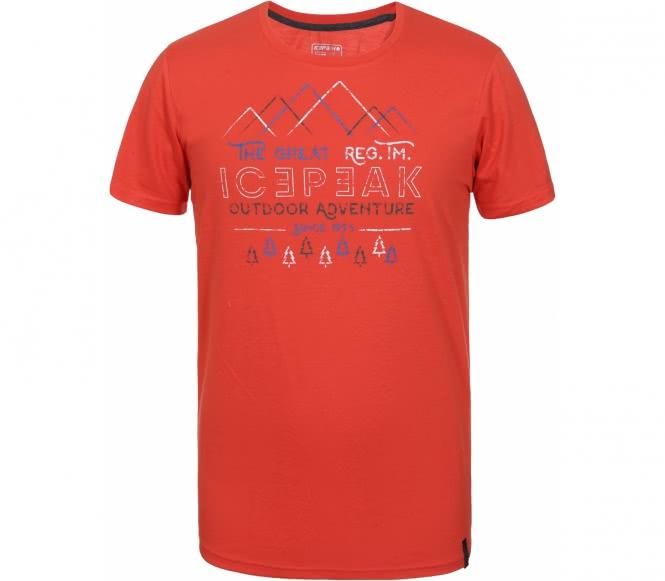Icepeak - Shawn Mænd Udendørs skjorte (orange) - XS