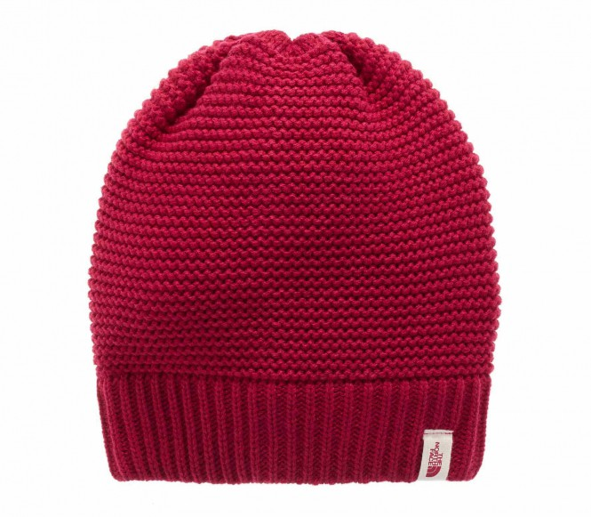 The North Face - Purrl Stitch Beanie (lila)