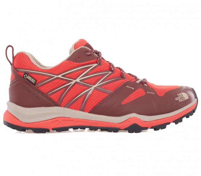 The North Face HEDGEHOG FASTPACK LITE GTX Outdoorschoenen melon red/atmosphere grey
