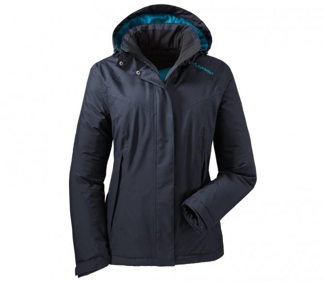 Schöffel Englee women's hardshell jacket (mörkblå) 40