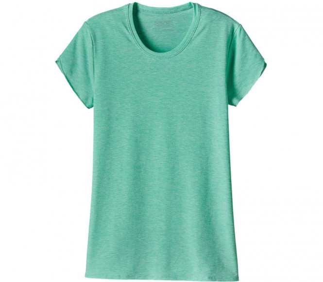 <strong>Patagonia</strong> glorya t shirt fonctionnel pour femmes vert s