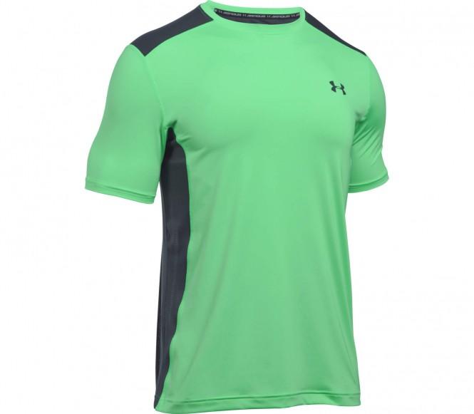 Under Armour - Raid Shortsleeve Heren training overhemd